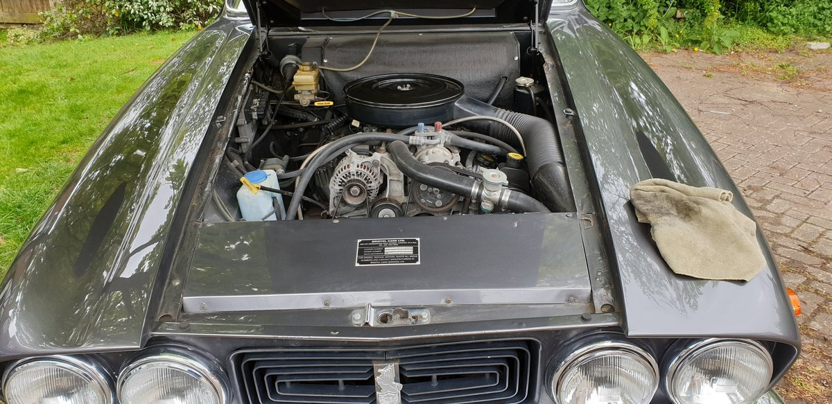 1974 Bristol 411 Series 6 For Sale (picture 6 of 6)