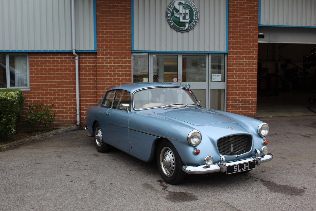 1959 Blue Bristol 406  For Sale (picture 1 of 6)