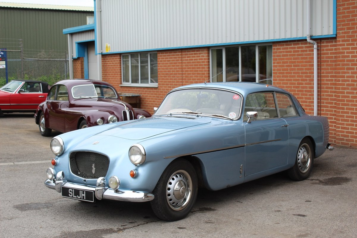 1959 Blue Bristol 406  For Sale (picture 3 of 6)