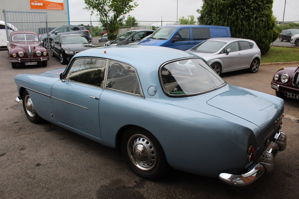 1959 Blue Bristol 406  For Sale (picture 5 of 6)