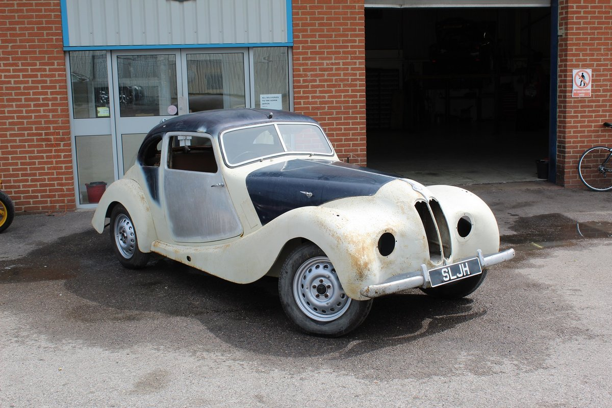 1948 Bristol 400 SOLD (picture 1 of 5)