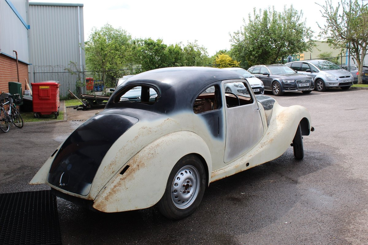 1948 Bristol 400 SOLD (picture 3 of 5)