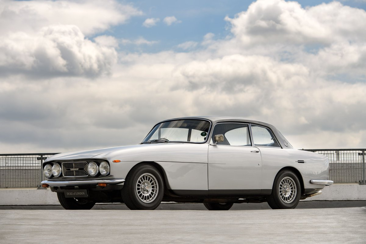 1972 Bristol 411 SOLD (picture 1 of 10)