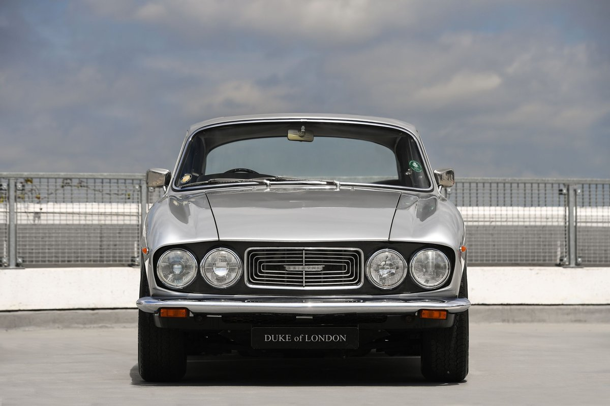 1972 Bristol 411 SOLD (picture 2 of 10)