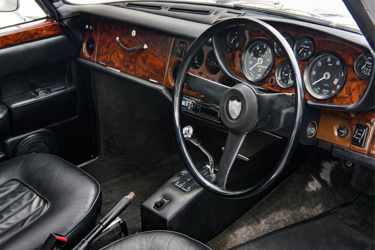 1972 Bristol 411 SOLD (picture 8 of 10)
