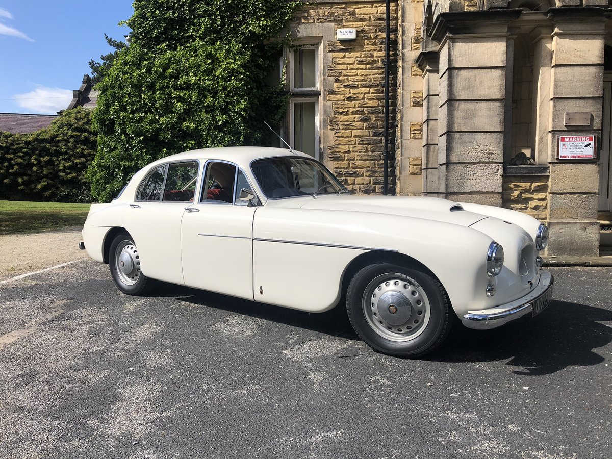 1957 Bristol 405 fantastic condition with rebuilt engine and Gbox For Sale (picture 1 of 6)