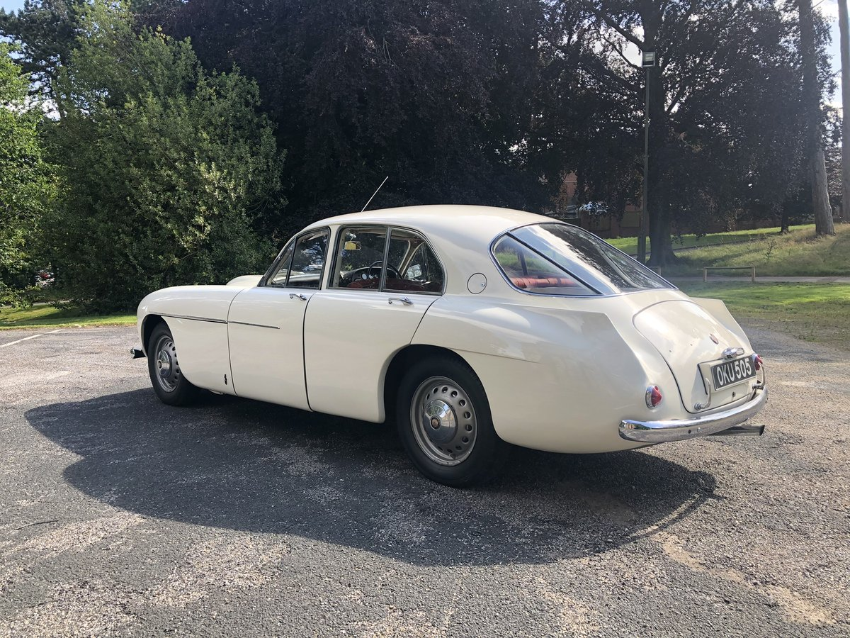 1957 Bristol 405 fantastic condition with rebuilt engine and Gbox For Sale (picture 4 of 6)