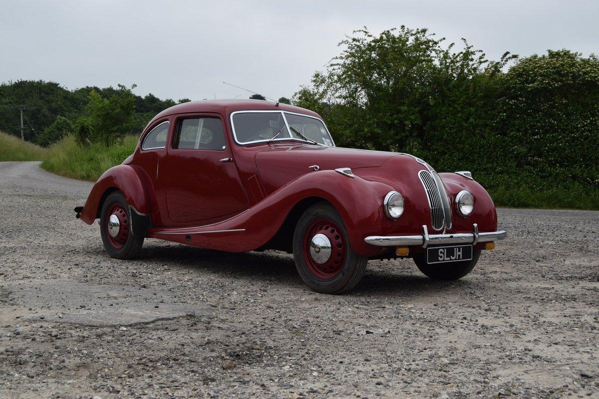 1948 Bristol 400 For Sale (picture 1 of 6)