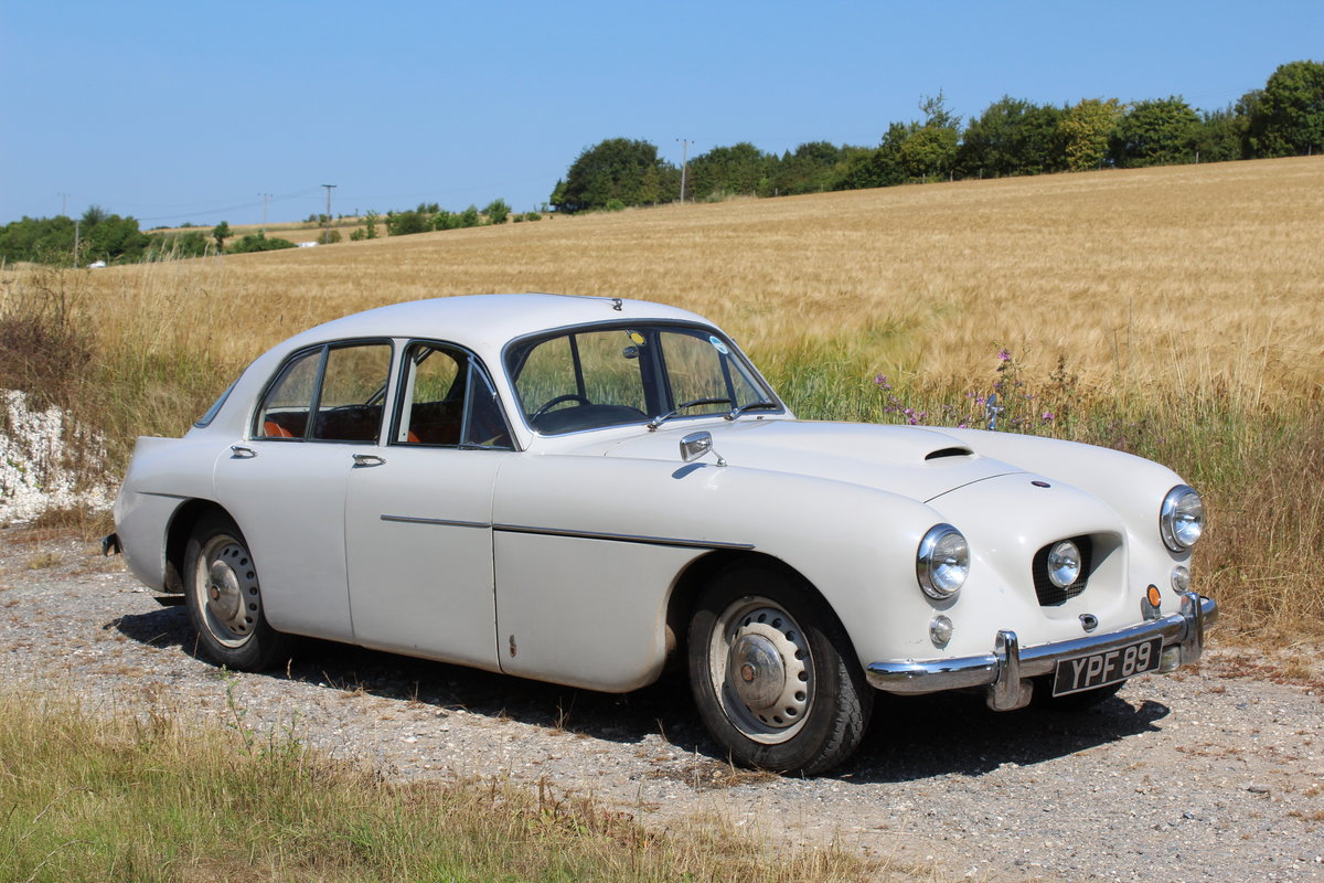 1955 Bristol 405 SOLD (picture 1 of 6)
