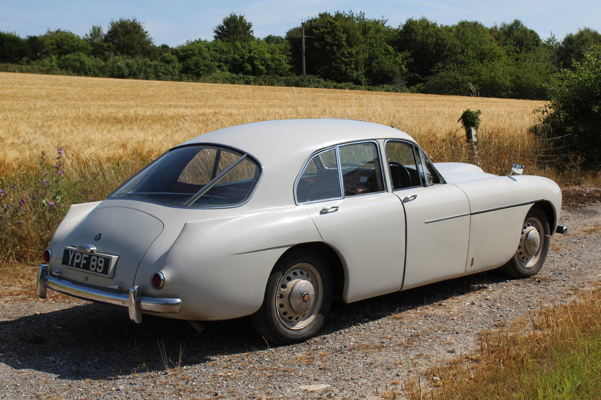 1955 Bristol 405 SOLD (picture 2 of 6)