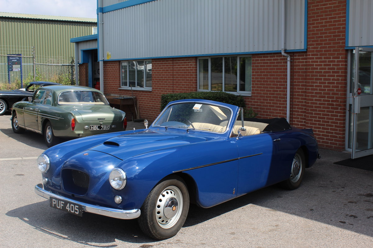 1955 Bristol 405 Drop Head Coupe For Sale (picture 1 of 6)