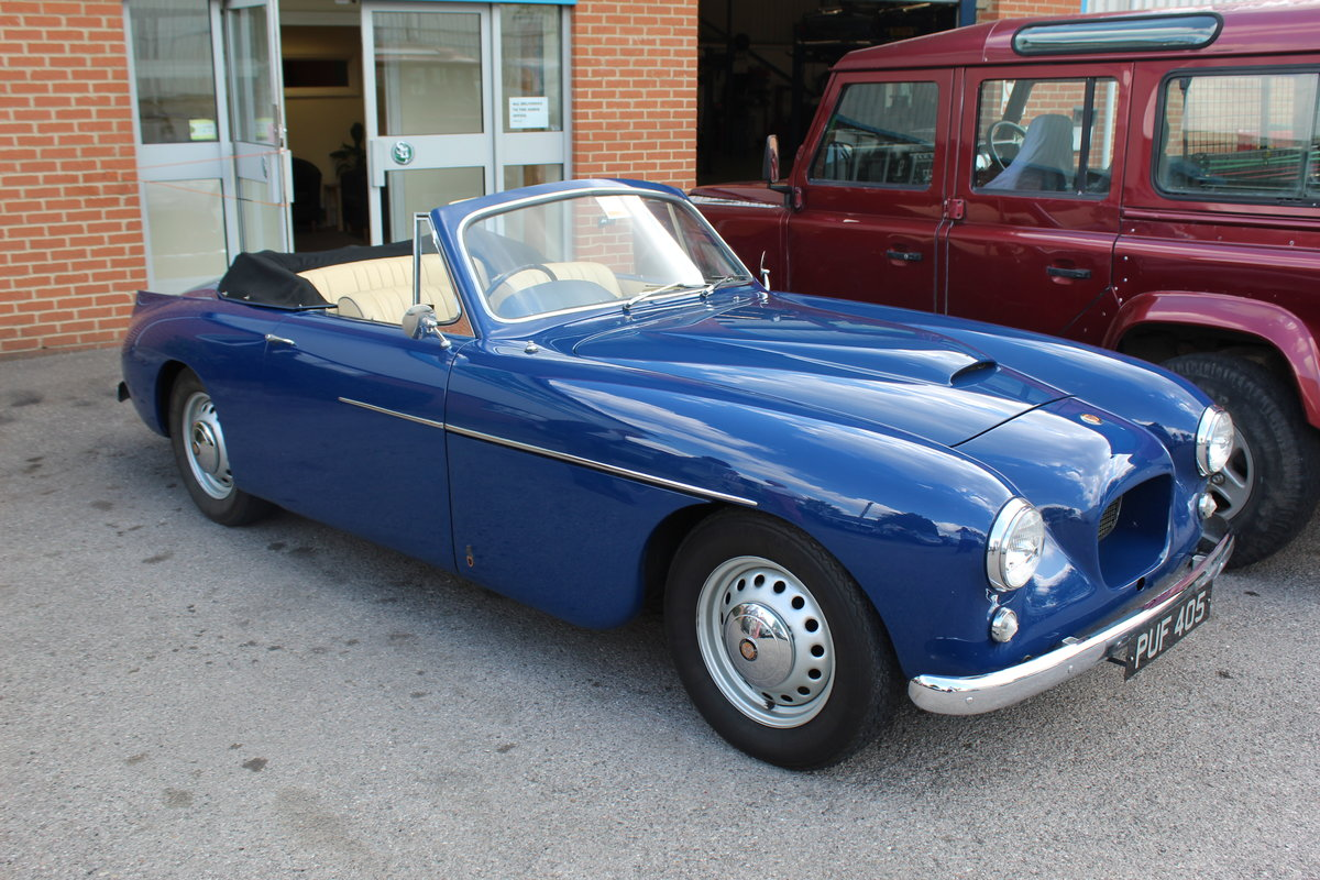 1955 Bristol 405 Drop Head Coupe For Sale (picture 2 of 6)