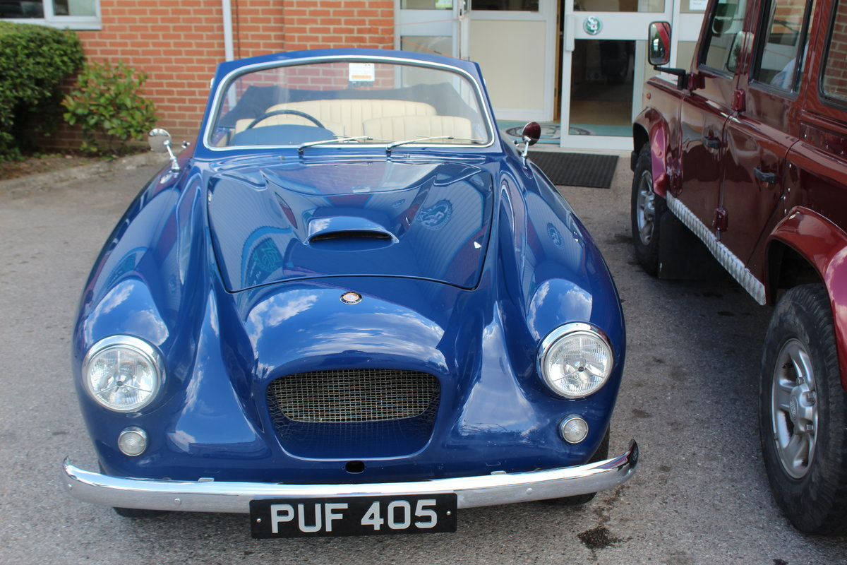 1955 Bristol 405 Drop Head Coupe For Sale (picture 4 of 6)