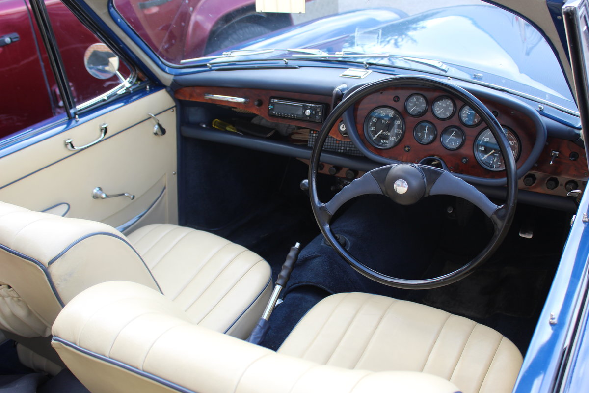 1955 Bristol 405 Drop Head Coupe For Sale (picture 5 of 6)