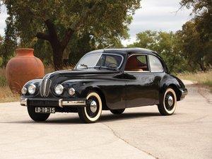 1953 Bristol 401 Saloon