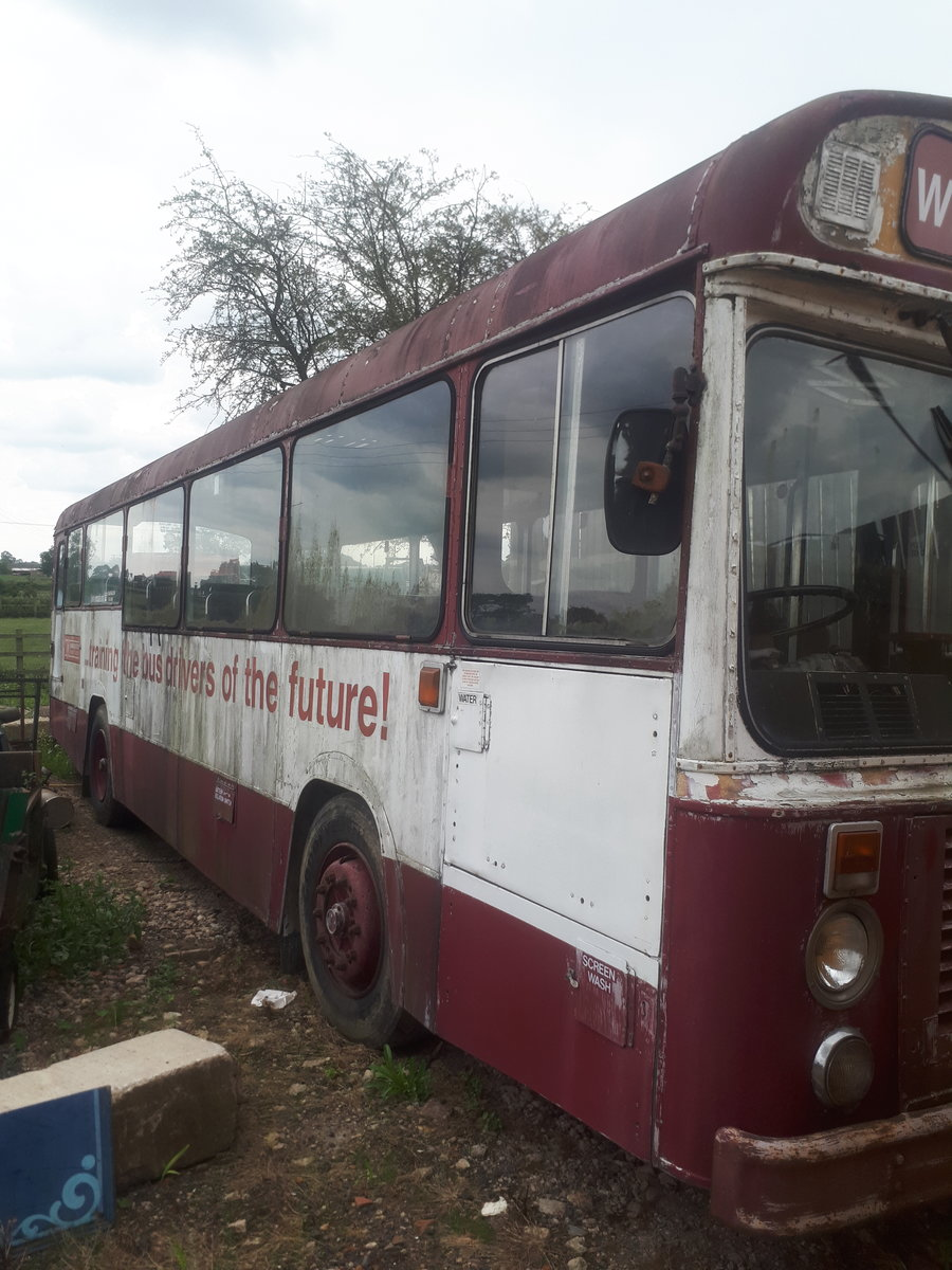 1976 Bristol bus coach For Sale (picture 1 of 6)