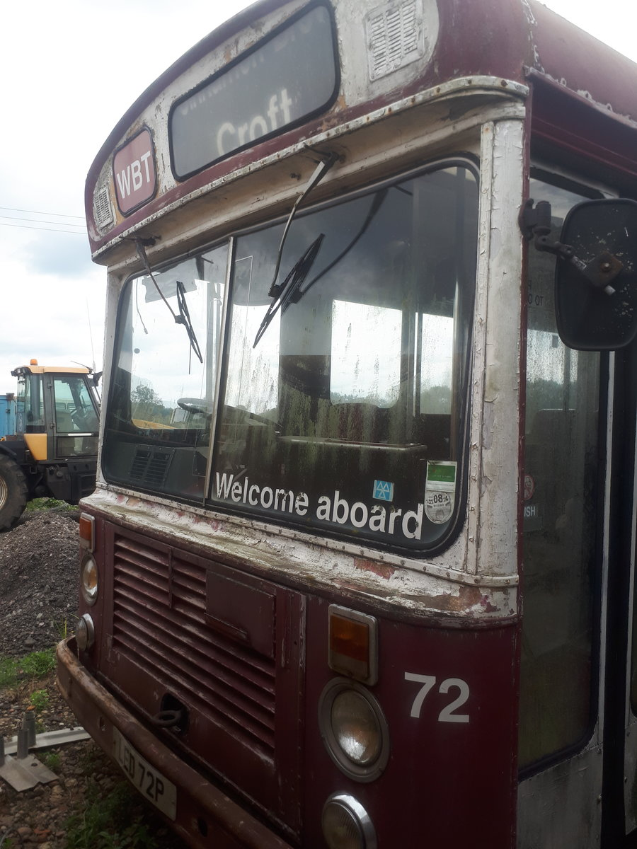 1976 Bristol bus coach For Sale (picture 2 of 6)