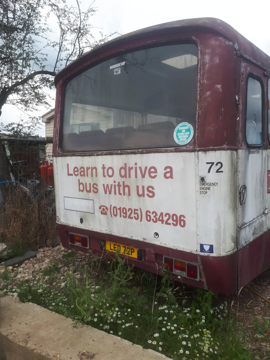 1976 Bristol bus coach For Sale (picture 4 of 6)