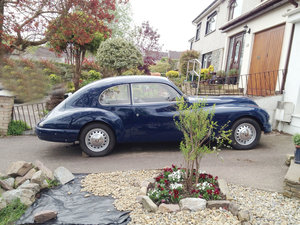 1952 Bristol 401 12 Sep 2019 For Sale by Auction