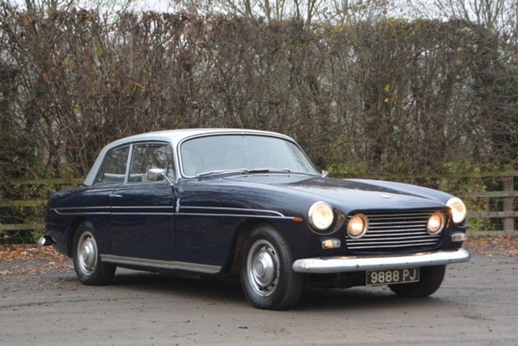 LOT 37: A 1968 Bristol 410 - 03/11/2019 SOLD by Auction (picture 1 of 5)