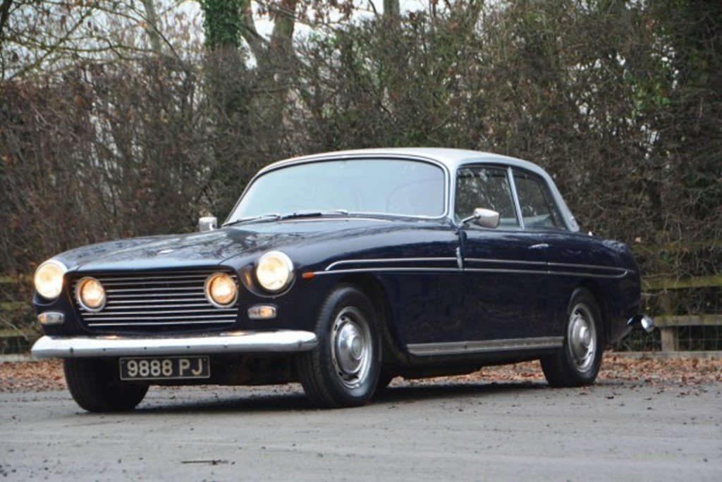 LOT 37: A 1968 Bristol 410 - 03/11/2019 SOLD by Auction (picture 2 of 5)