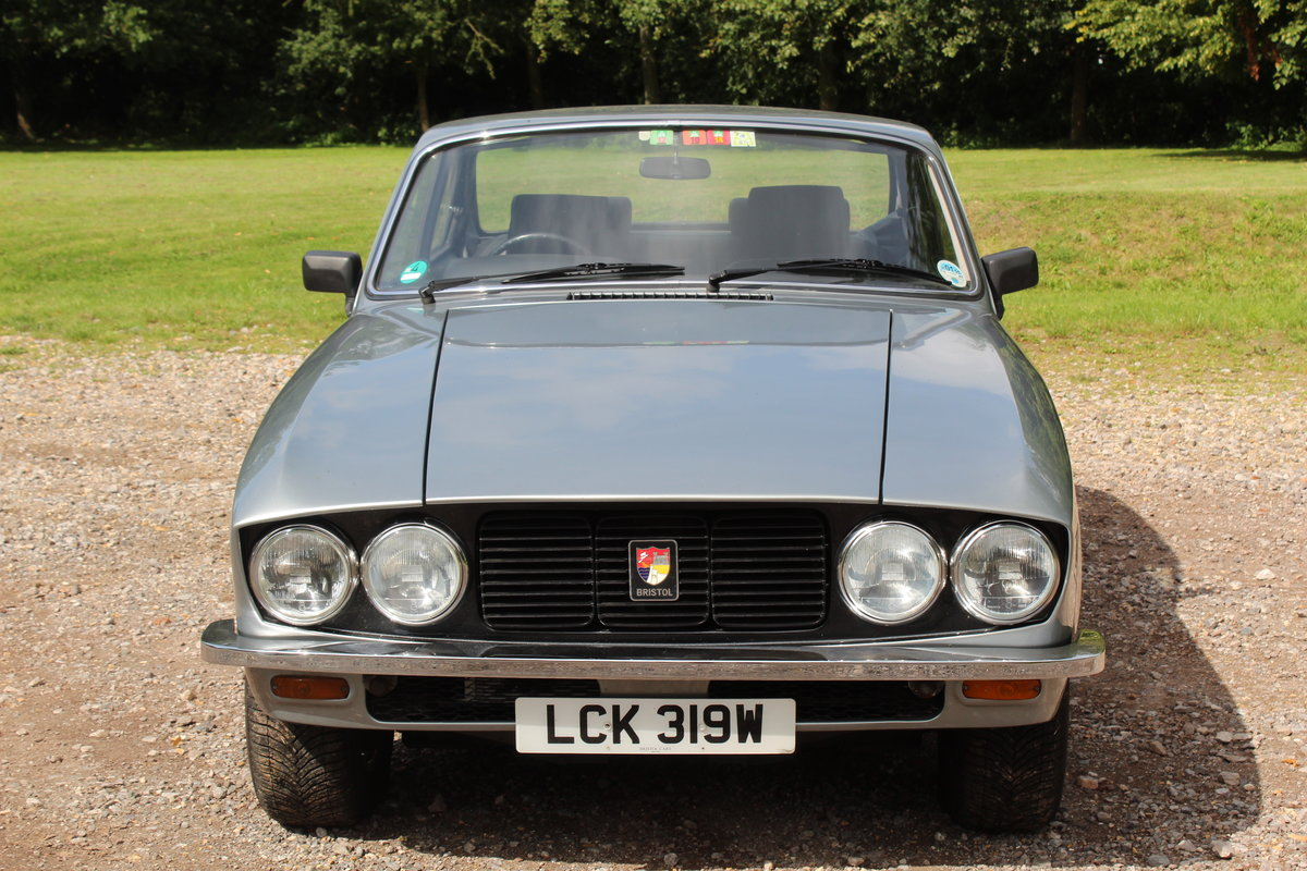 1981 Bristol 603 S2 For Sale (picture 1 of 5)