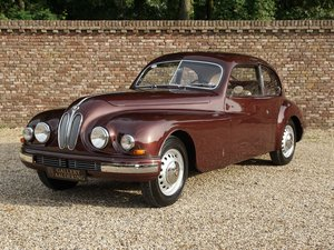 1951 Bristol 401 LHD, only four owners from new, only 611 ever ma