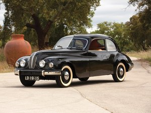 1953 Bristol 401 Saloon  For Sale by Auction