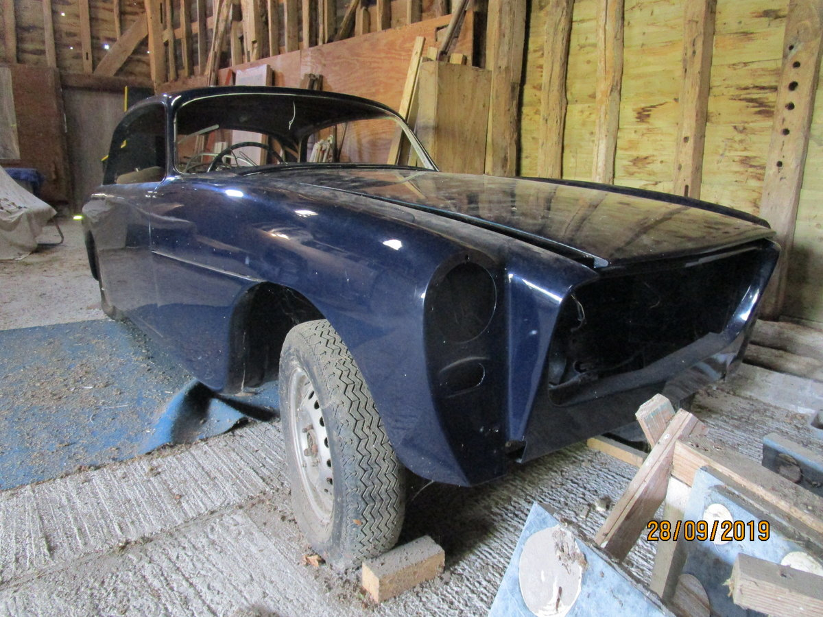 1968 Bristol 409 S2 Project For Sale (picture 1 of 6)