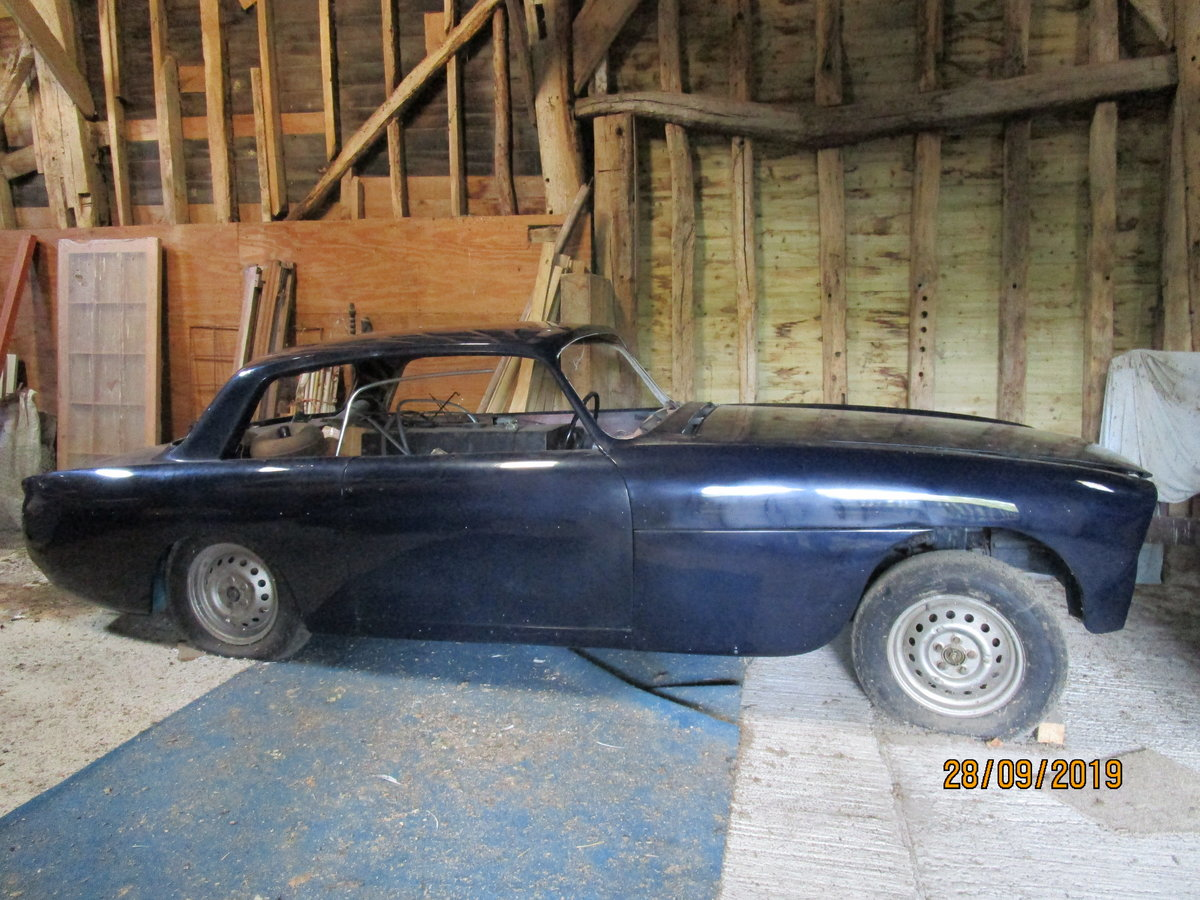 1968 Bristol 409 S2 Project For Sale (picture 2 of 6)