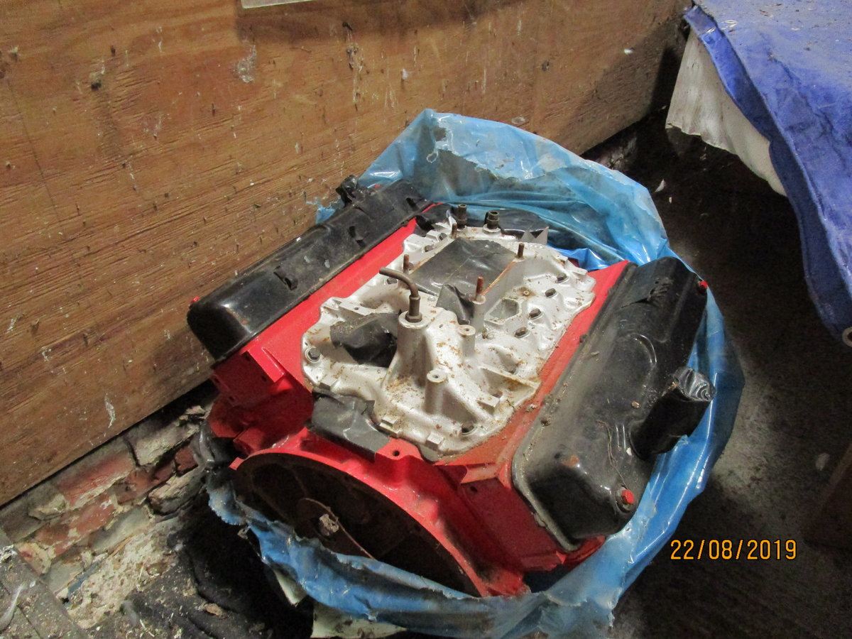 1968 Bristol 409 S2 Project For Sale (picture 4 of 6)