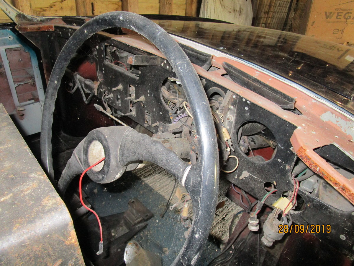 1968 Bristol 409 S2 Project For Sale (picture 5 of 6)