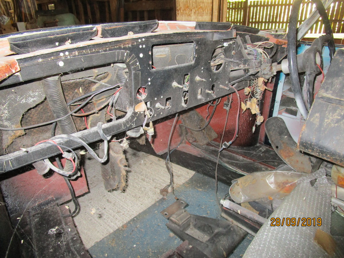 1968 Bristol 409 S2 Project For Sale (picture 6 of 6)
