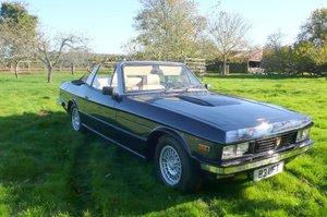 1984 Bristol Beaufort Blue