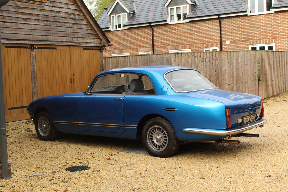 1975 Bristol 411 S4 MANUAL For Sale (picture 2 of 6)