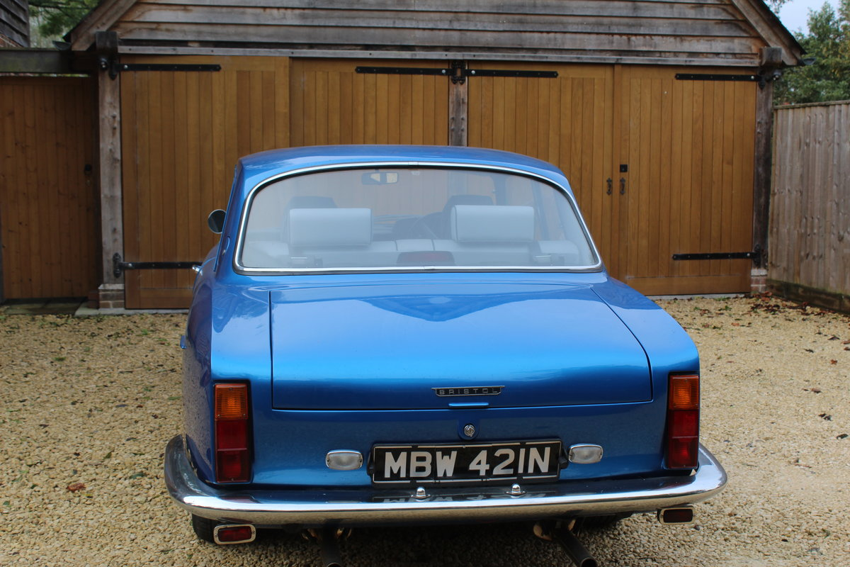 1975 Bristol 411 S4 MANUAL For Sale (picture 3 of 6)