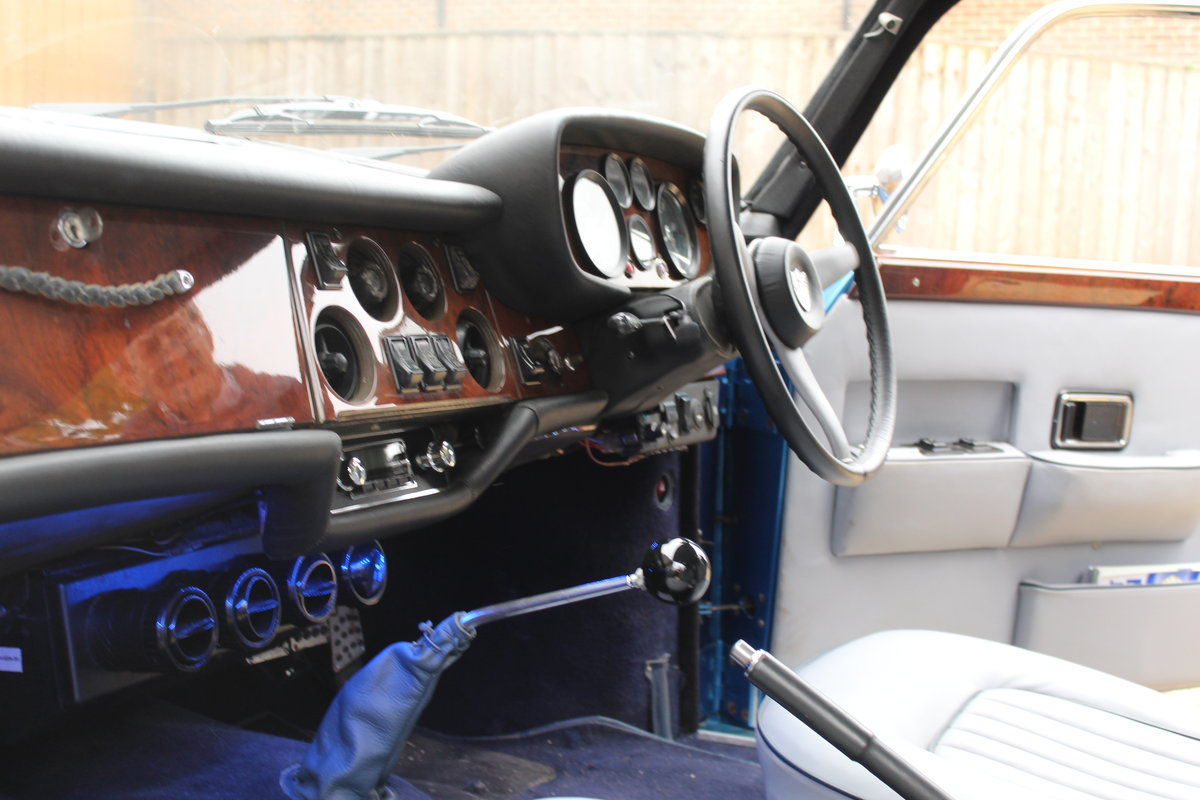 1975 Bristol 411 S4 MANUAL For Sale (picture 5 of 6)