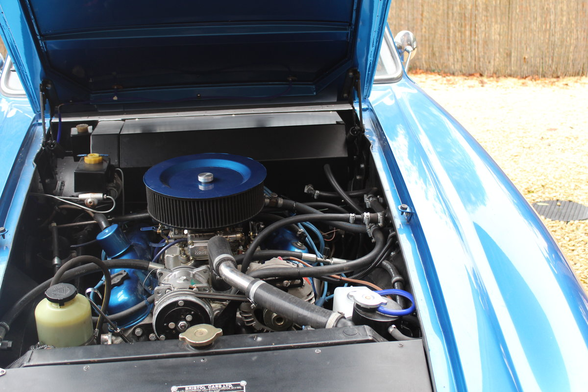 1975 Bristol 411 S4 MANUAL For Sale (picture 6 of 6)