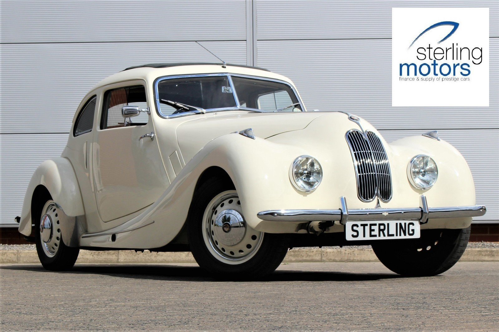 1949 Bristol 400 - Show Stopper  For Sale (picture 1 of 6)