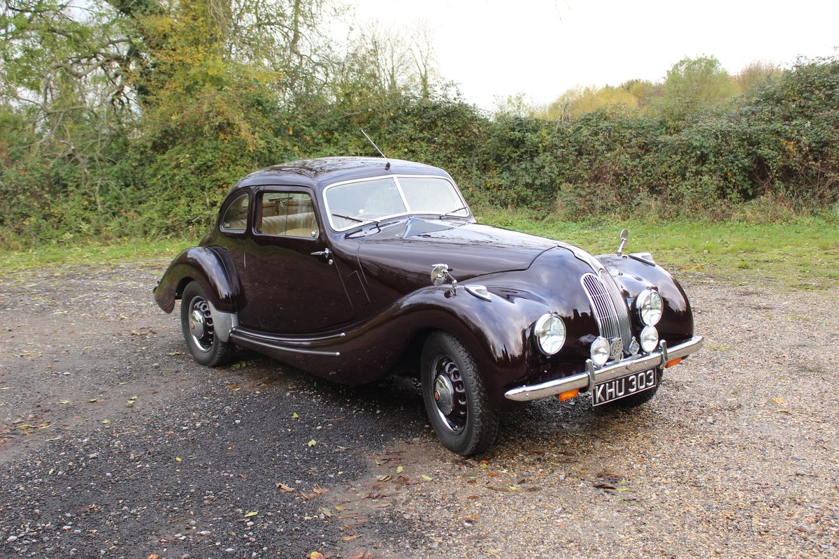 1947 Bristol 400 EX BAC Demo Driven by Sir Reginald V-S For Sale (picture 1 of 6)