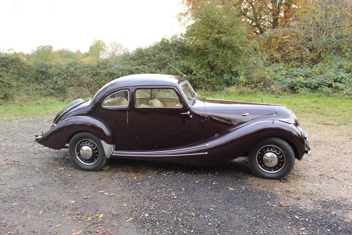 1947 Bristol 400 EX BAC Demo Driven by Sir Reginald V-S For Sale (picture 2 of 6)