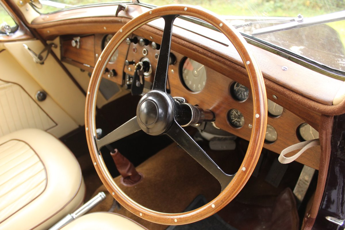 1947 Bristol 400 EX BAC Demo Driven by Sir Reginald V-S For Sale (picture 5 of 6)