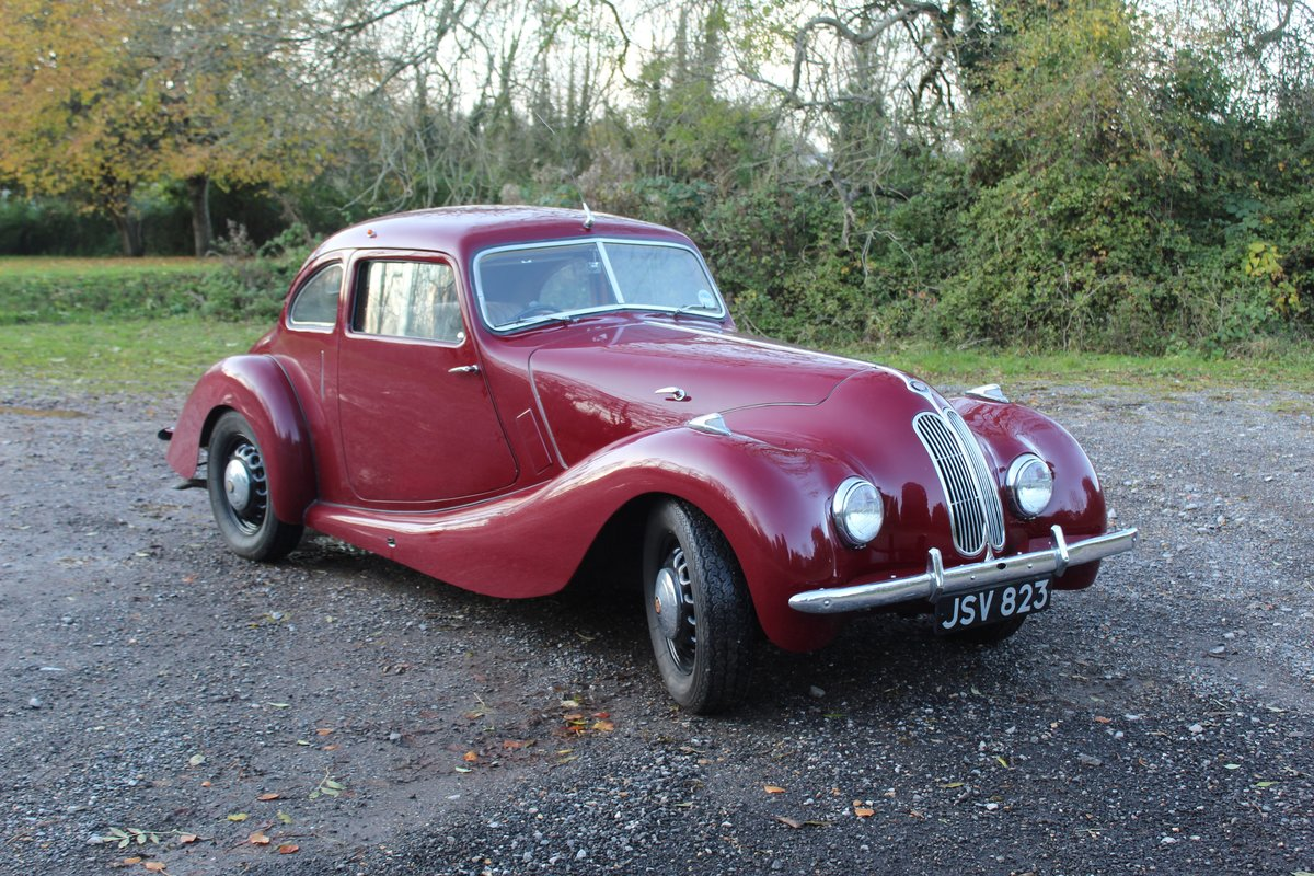 1946 Bristol 400 Once owned by Sir George White For Sale (picture 1 of 6)