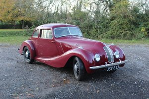 1946 Bristol 400 Once owned by Sir George White For Sale