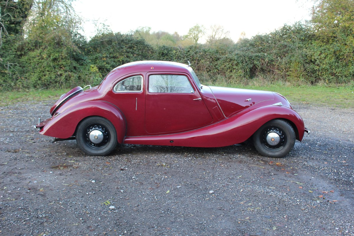 1946 Bristol 400 Once owned by Sir George White For Sale (picture 2 of 6)