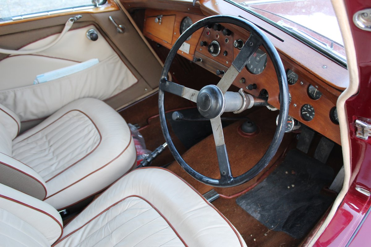 1946 Bristol 400 Once owned by Sir George White For Sale (picture 4 of 6)