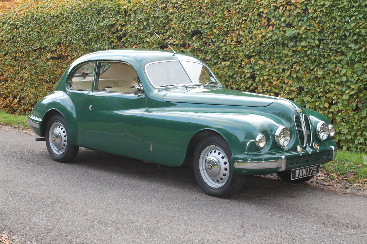 1951 BRISTOL 401 Coupe For Sale (picture 1 of 10)