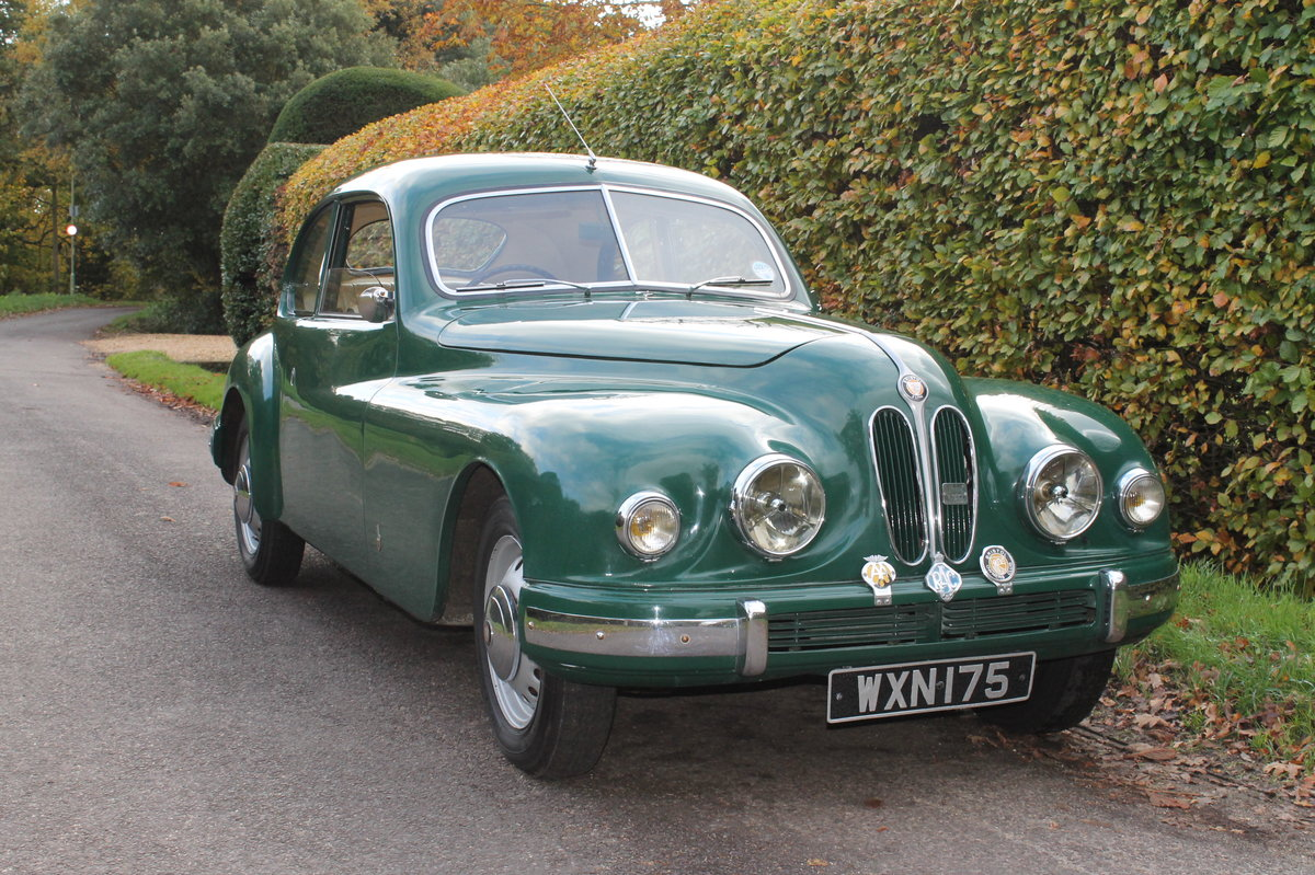 1951 BRISTOL 401 Coupe For Sale (picture 3 of 10)