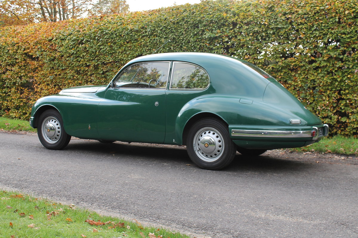 1951 BRISTOL 401 Coupe For Sale (picture 5 of 10)