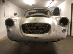 Bristol 406 Exciting project